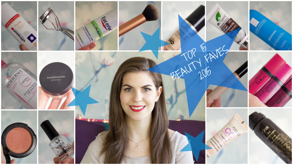 Top 15 Beauty Faves 2015